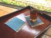 コースターとお茶.jpg