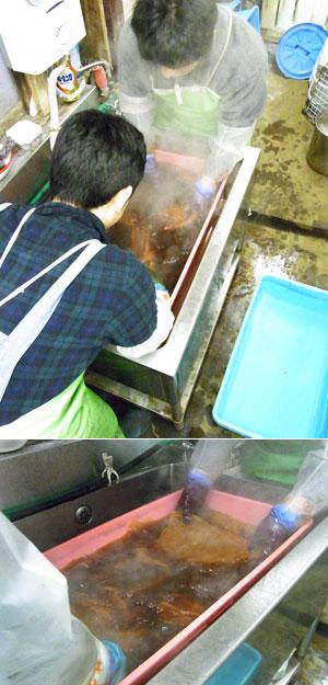 鯉のぼり製作中:吹流し.jpg